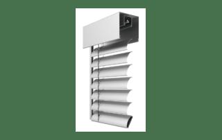 Żaluzje zewnętrzne C80 to najpopularniejszy system zaciemnienia