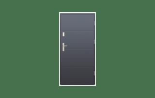 Normal drzwi Wikęd z Lublina