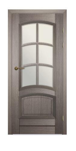 drzwi z szybami do pokoju