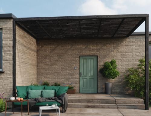 Drzwi zewnętrzne CAL – Kolekcja VINTAGE
