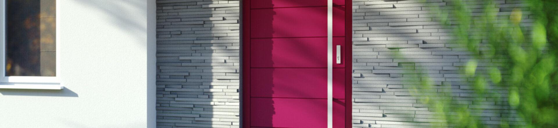 Zewnętrzne drzwi CAL