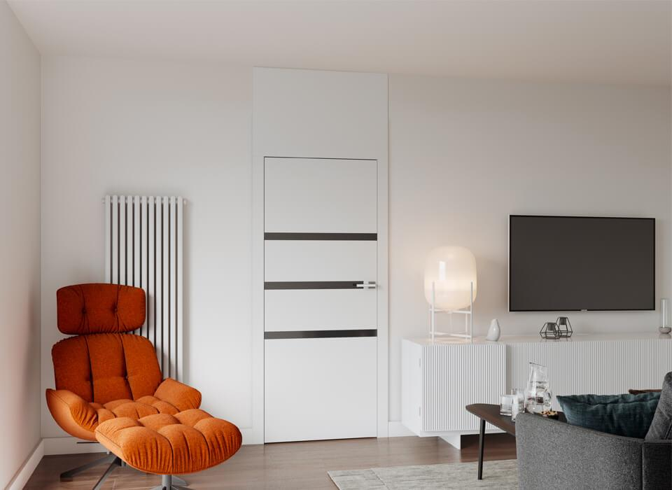 Kolekcja drzwi wewnętrznych Geometria