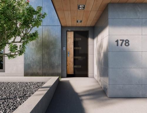 Drzwi zewnętrzne CAL – Kolekcja FILMOWA