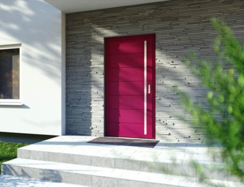 Nowoczesne drzwi zewnętrzne w Lublinie