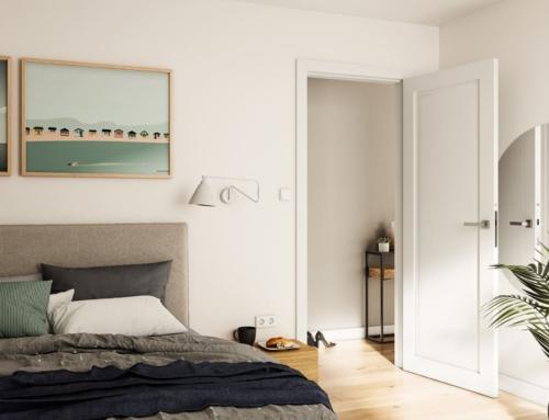 Drzwi wewnętrzne CAL – Kolekcja NOVA 3.0