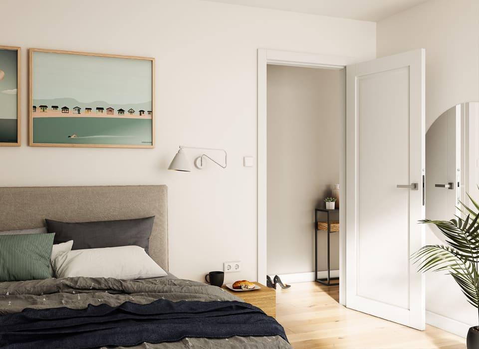 Kolekcja Nova drzwi CAL