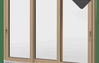 Drzwi tarasowe Wiśniowski