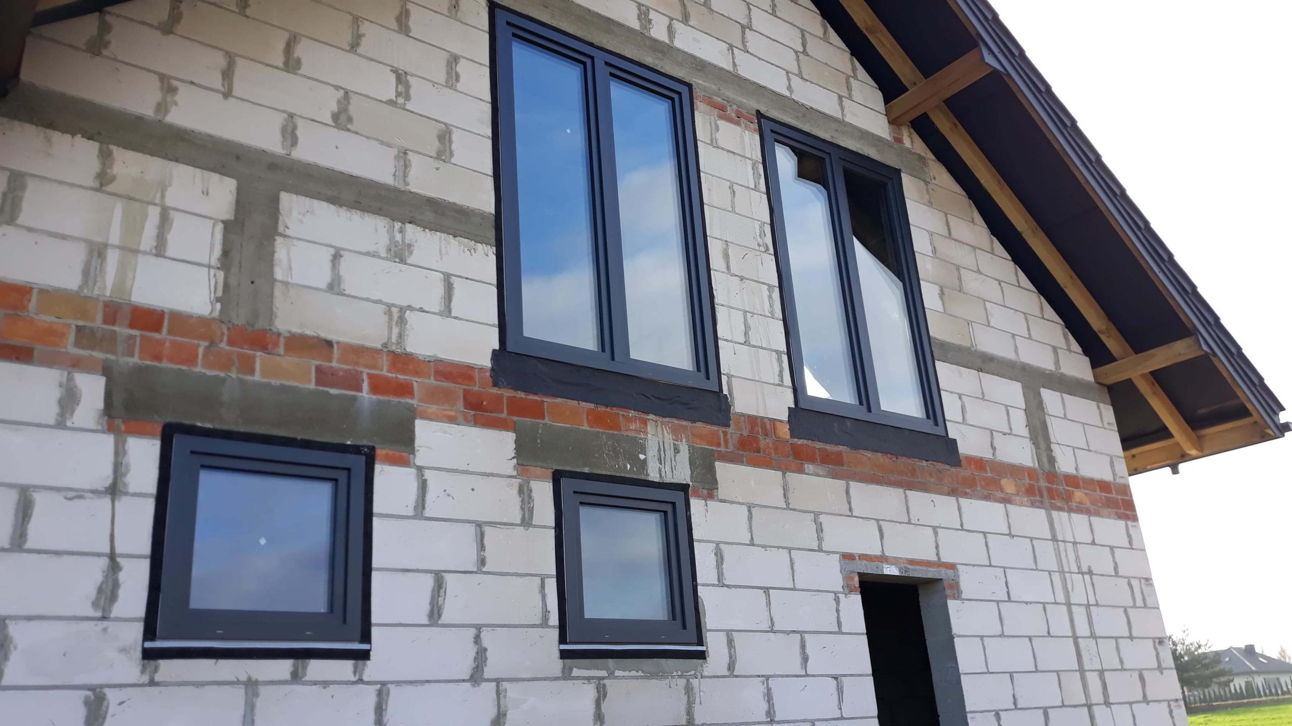 Montaż ciepłych okien Intermo