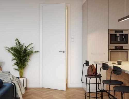 Drzwi wewnętrzne CAL – Kolekcja NOVA 3.1