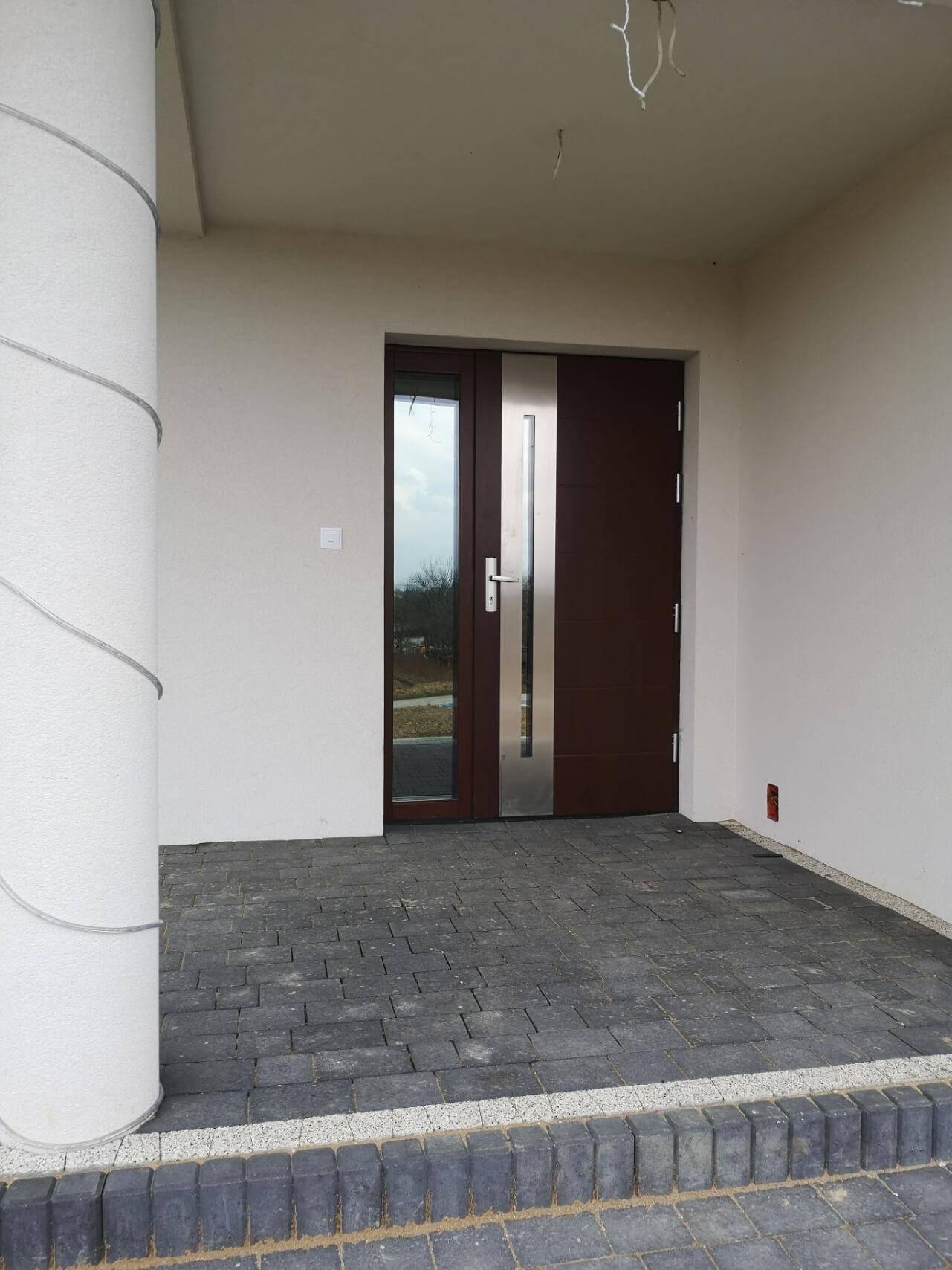 Drzwi zewnętrzne CAL Lublin