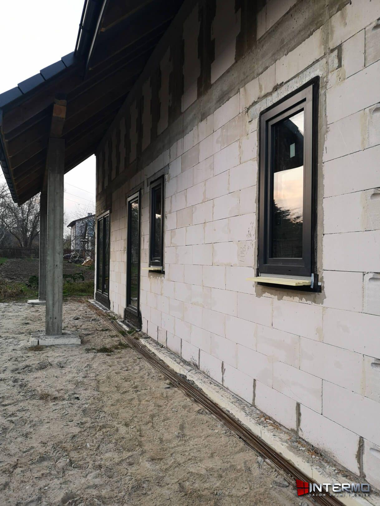 Montaz okien przez Intermo Lublin