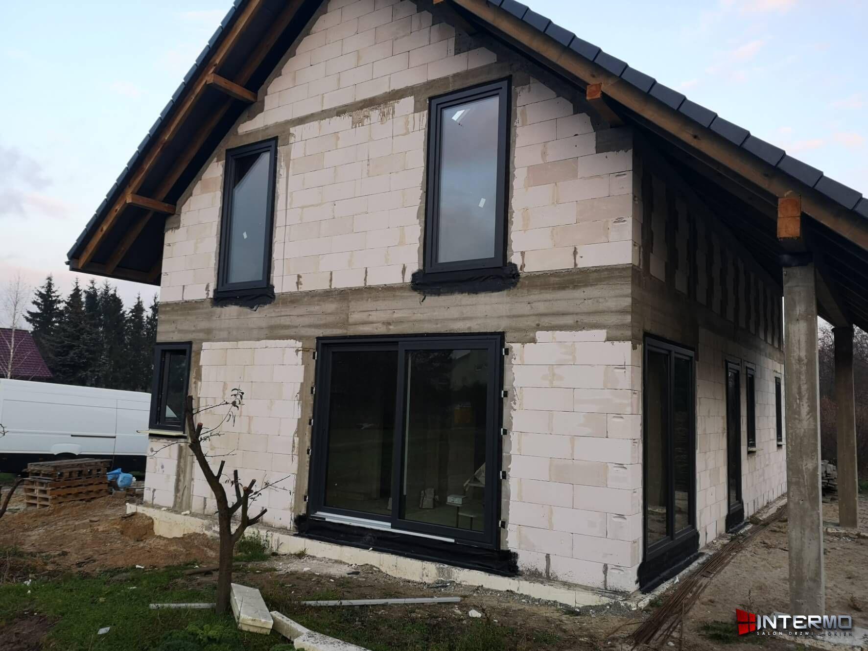 Zamontowane okna w Lublinie