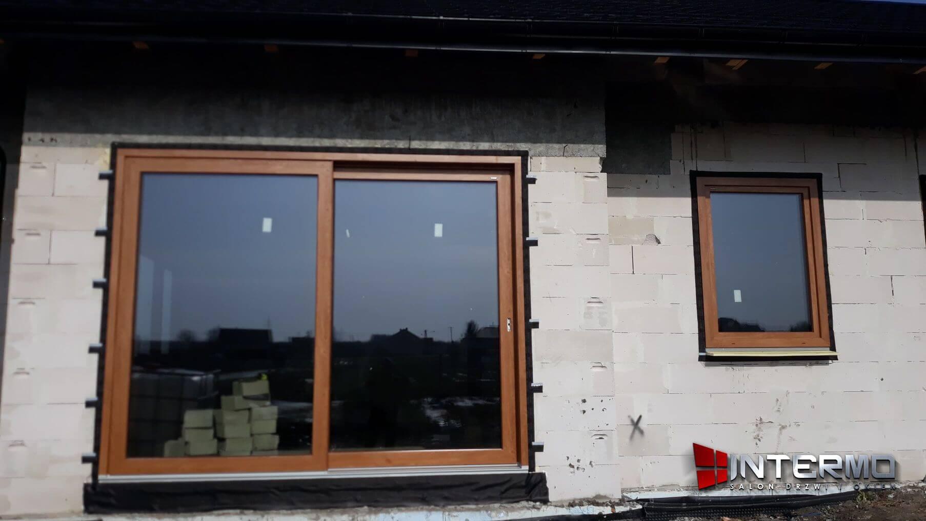 Przesuwne drzwi tarasowe w Lublinie