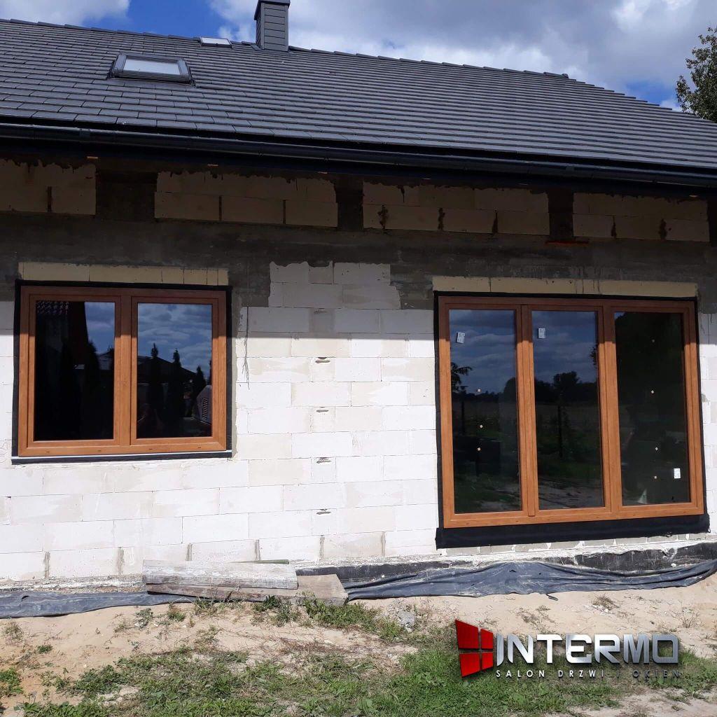 okno tarasowe wisniowski