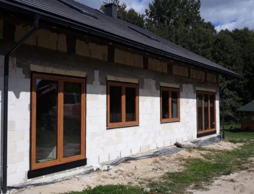 Okna Wiśniowski Głuszczyzna